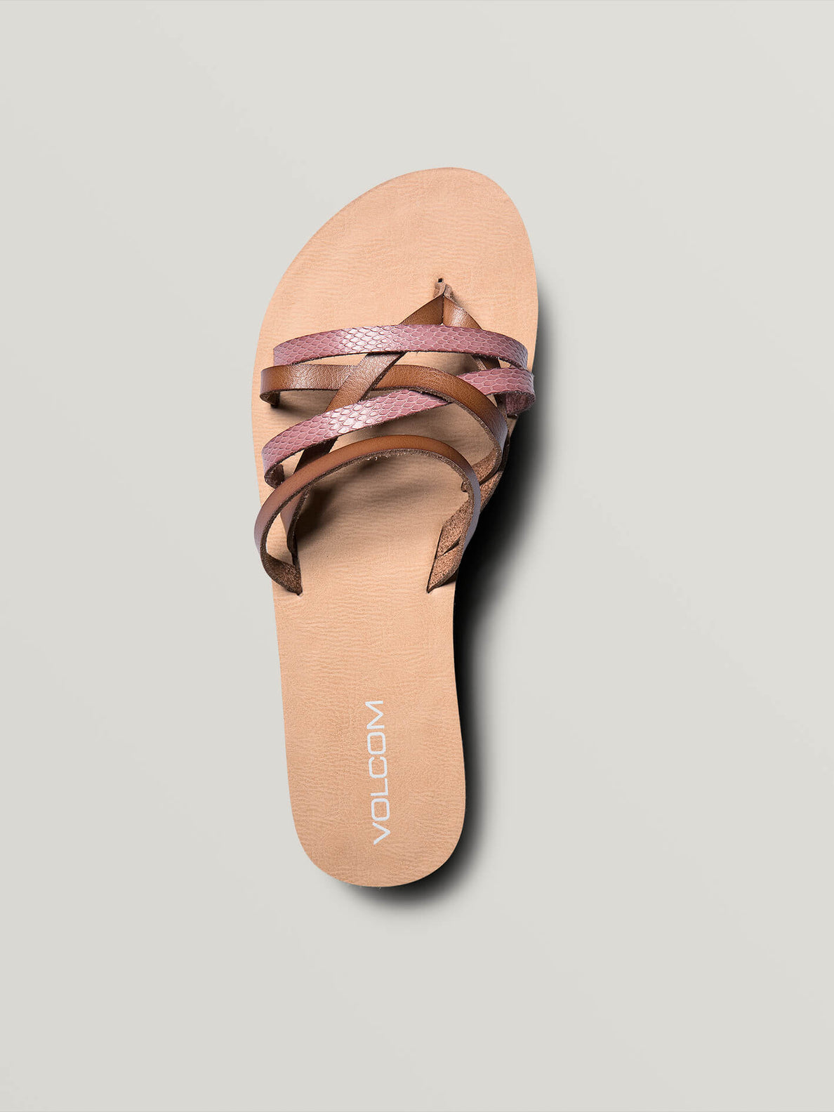 Legacy Sandals In Light Purple, Alternate View