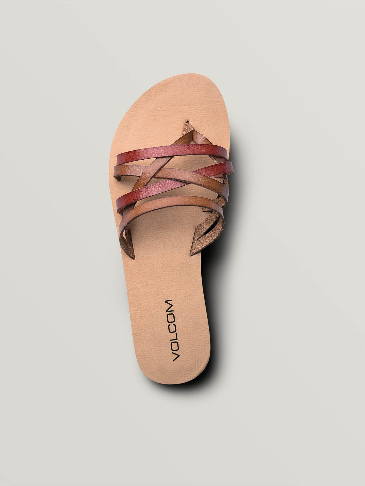 Legacy Sandals In Tan, Alternate View