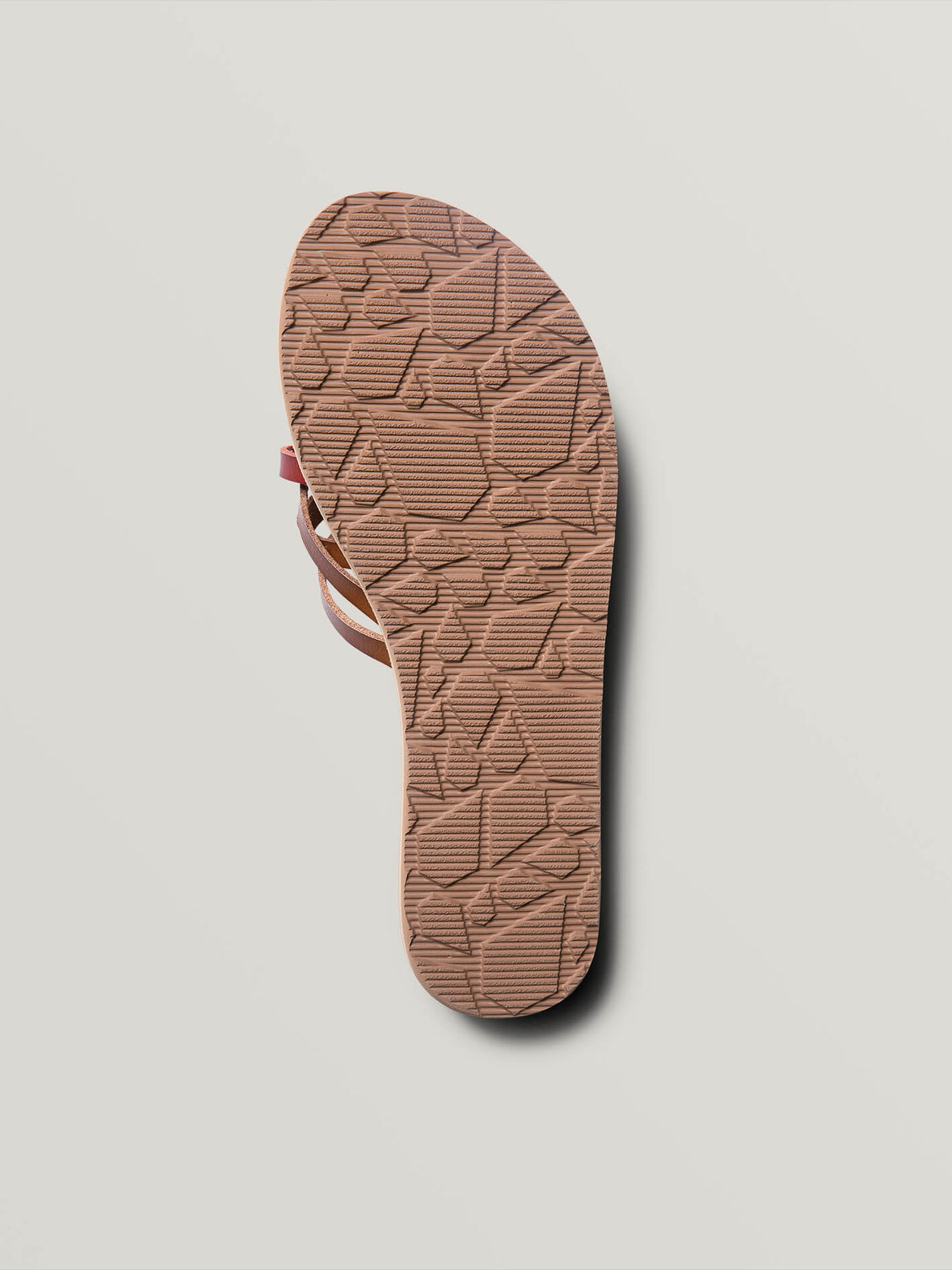Legacy Sandals In Tan, Second Alternate View