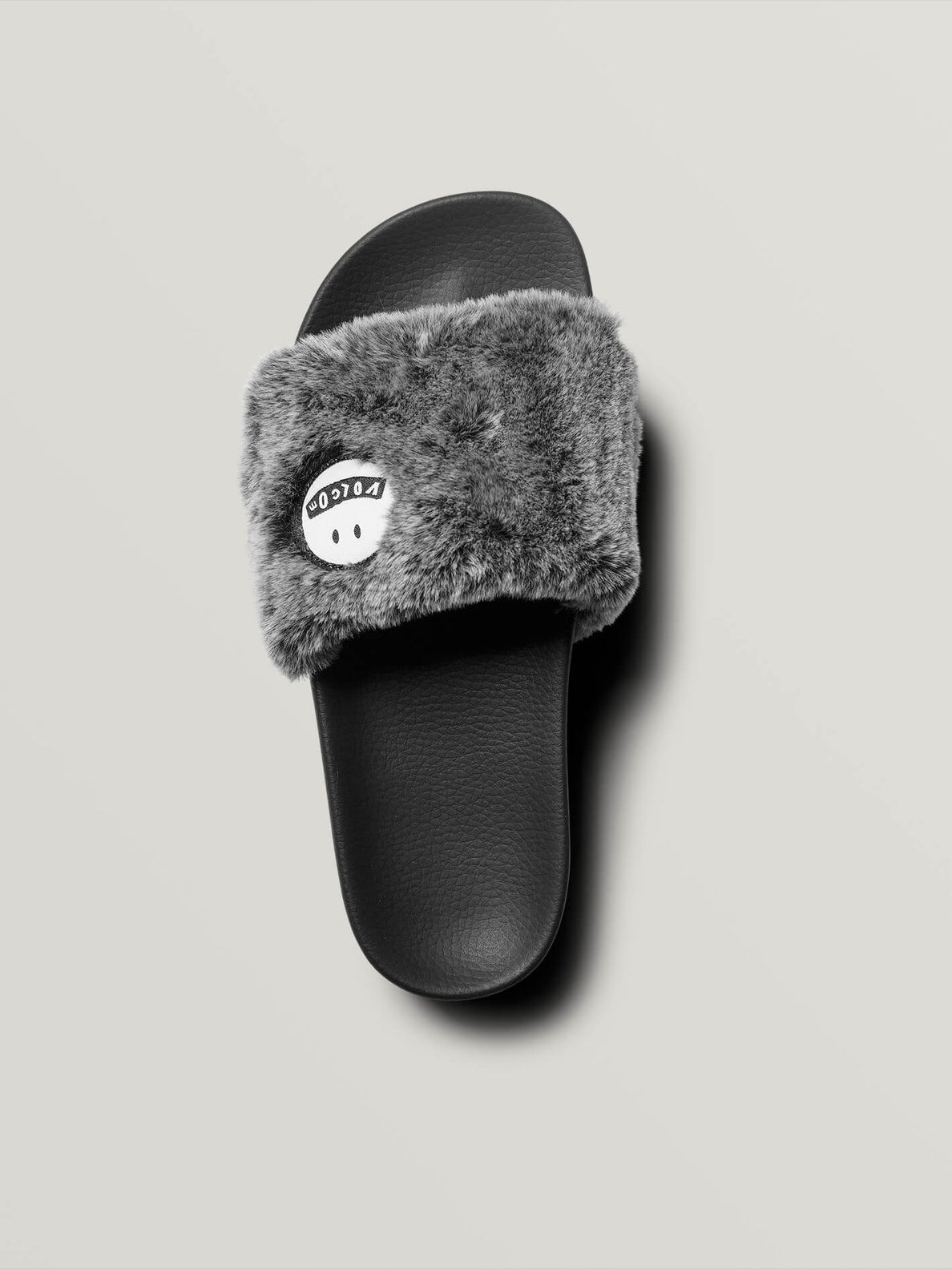 Lived In Lounge Slides In Heather Grey, Alternate View