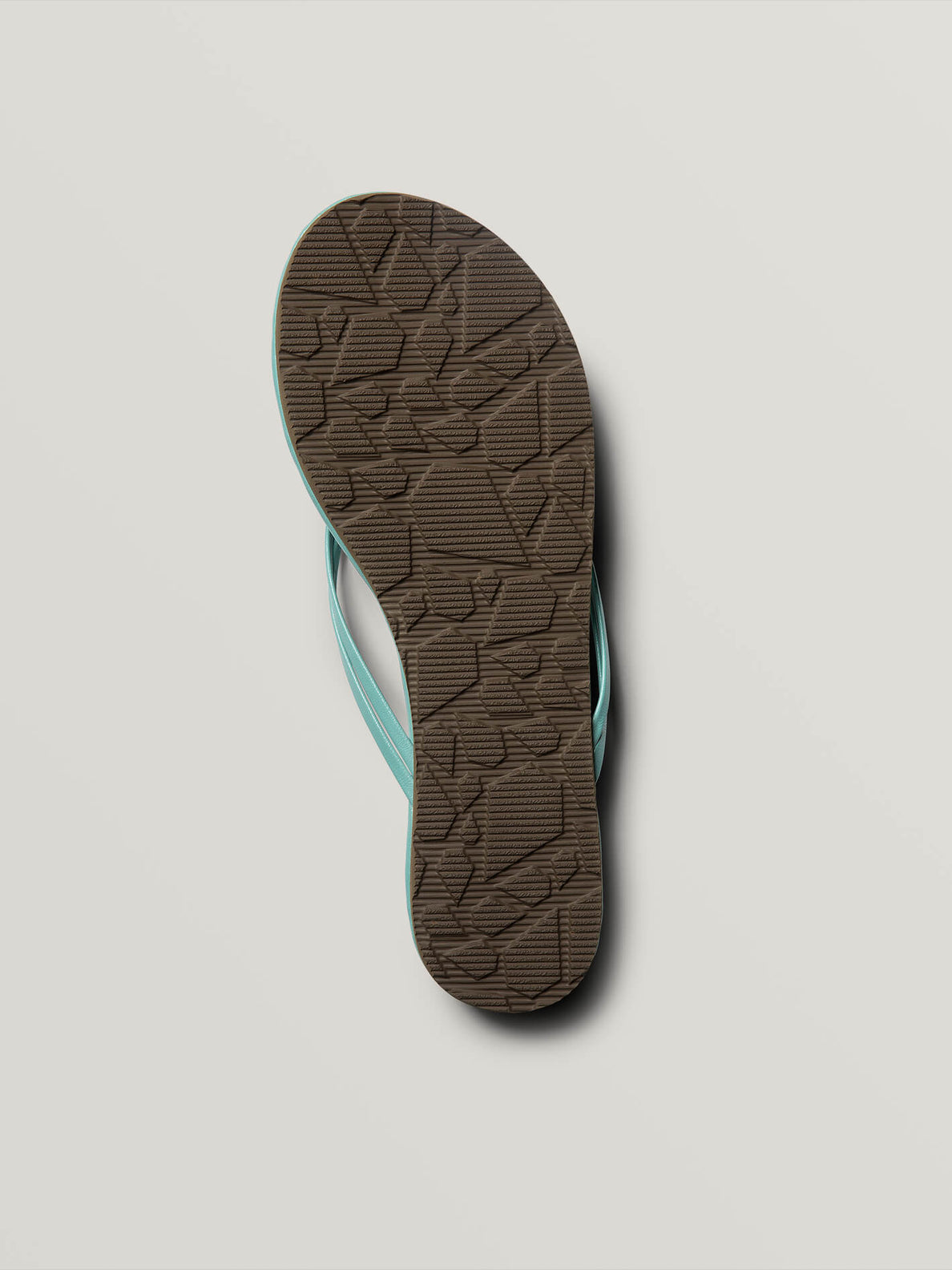 Wrapped Up Sandals In Dusty Aqua, Second Alternate View