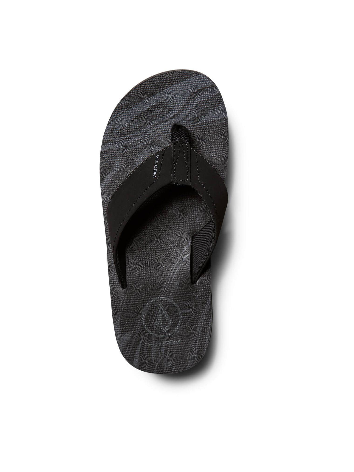 Big Boys Victor Sandals In Black Charcoal, Alternate View
