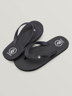 Big Boys Rocker 2 Sandal - Black (X0811800_BLK) [F]