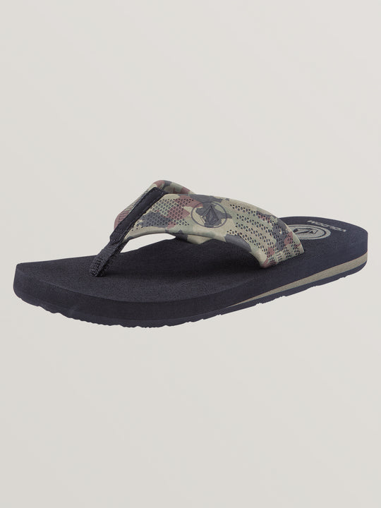 Big Boys Daycation Sandal - Dark Camo (X0811973_DCA) [B]