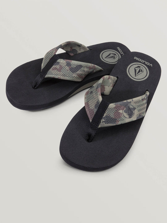 Big Boys Daycation Sandal - Dark Camo (X0811973_DCA) [F]