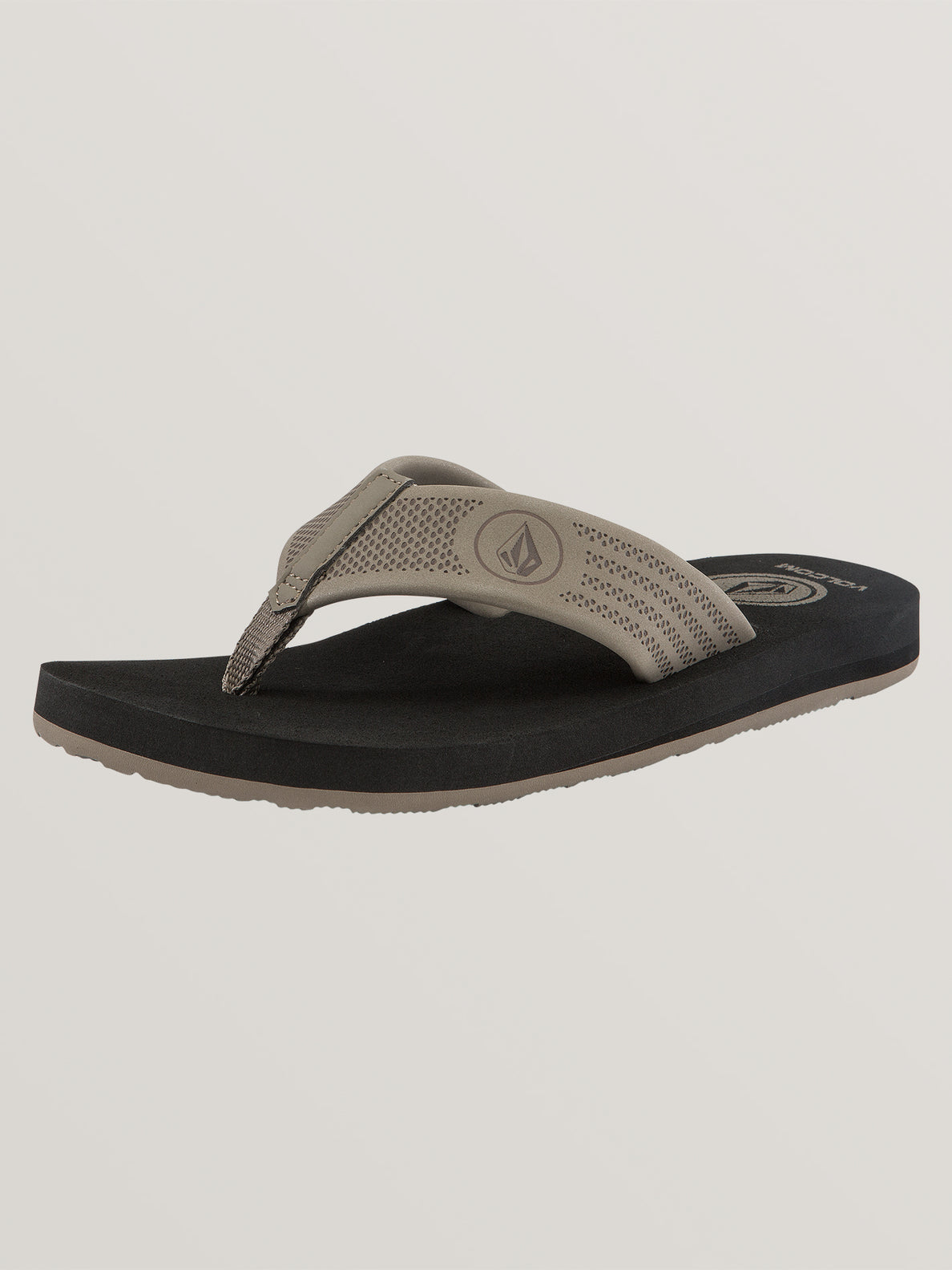 Big Boys Daycation Sandals In Khaki, Back View