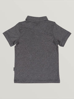 Little Boys Wowzer Polo - Stealth (Y0111700_STH) [B]