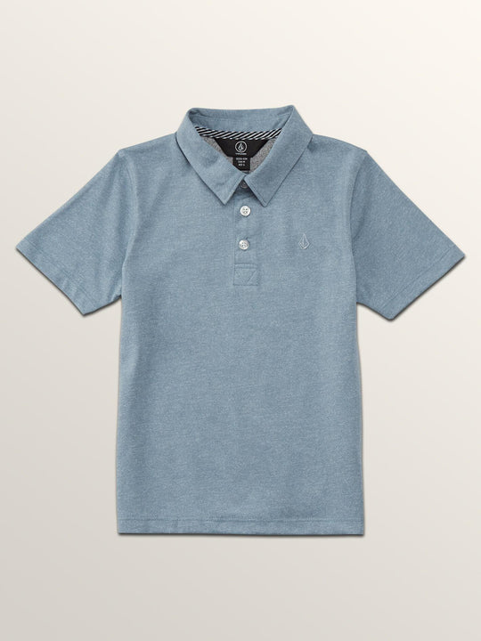 Little Boys Wowzer Polo - Storm