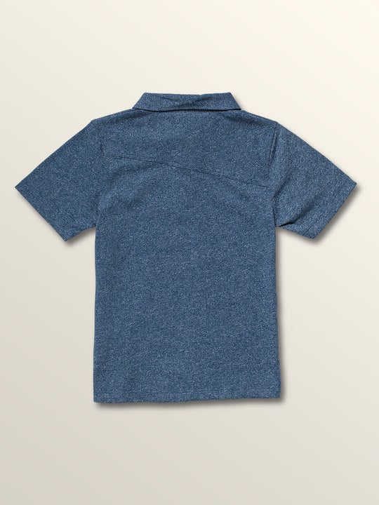 Little Boys Wowzer Polo - Lightweight Vintage
