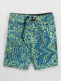 Little Boys Logo Plasm Mod Boardshorts