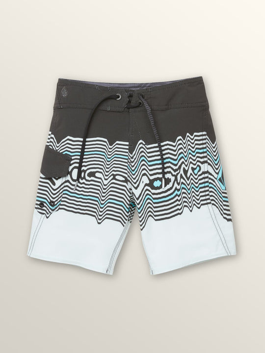 Little Boys Lido Vibes Mod Boardshorts