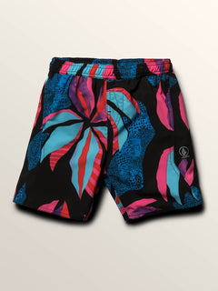 Little Boys Garden Volley Boardshorts