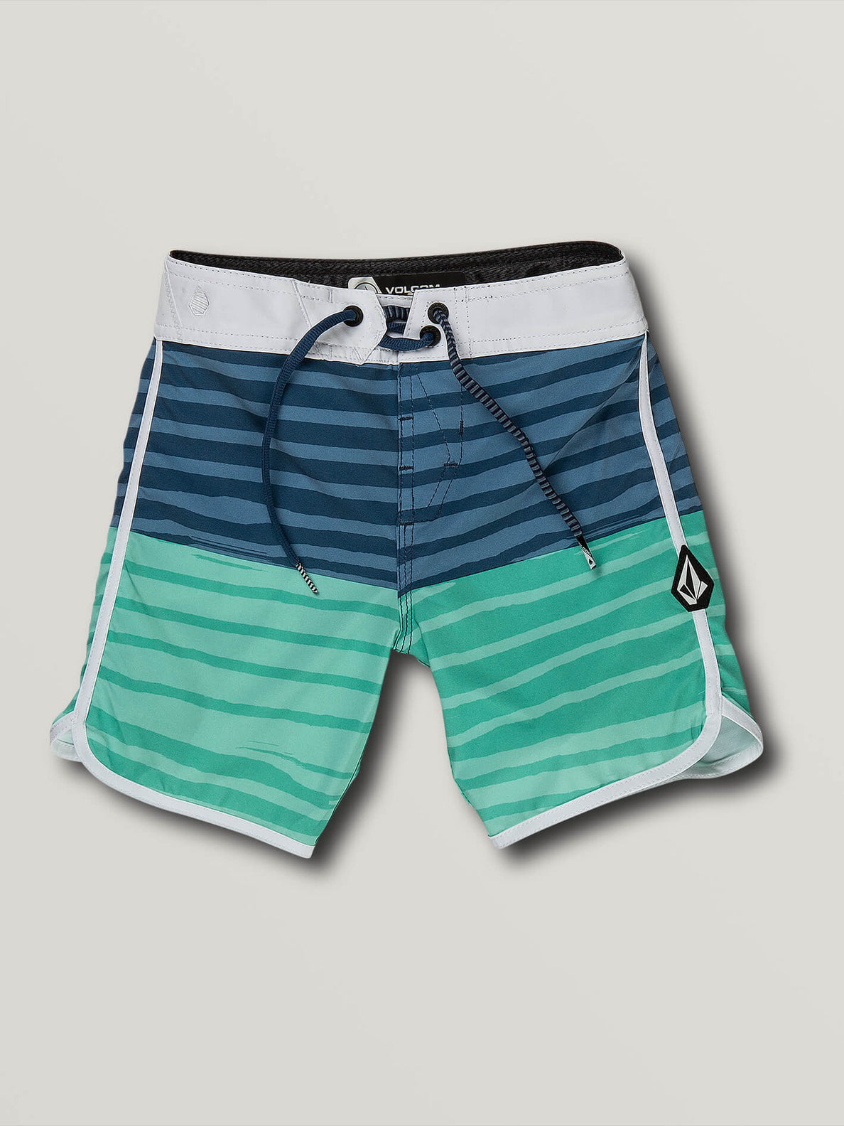 Little Boys Horizon Stone Mod-Tech Trunks - Smokey Blue (Y0841930_SMB) [F]