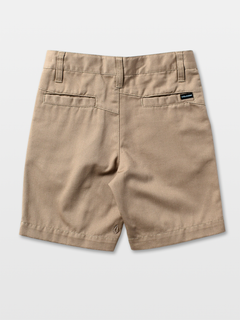 Little Boys Vmonty Shorts - Khaki