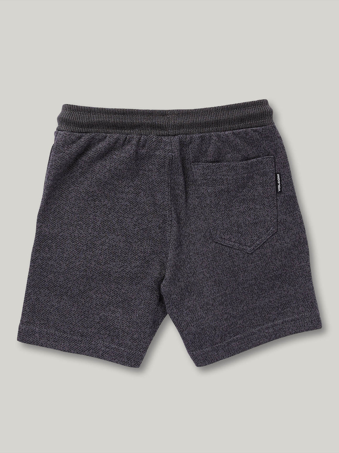 Little Boys Neven Shorts - Black (Y1022001_BLK) [B]