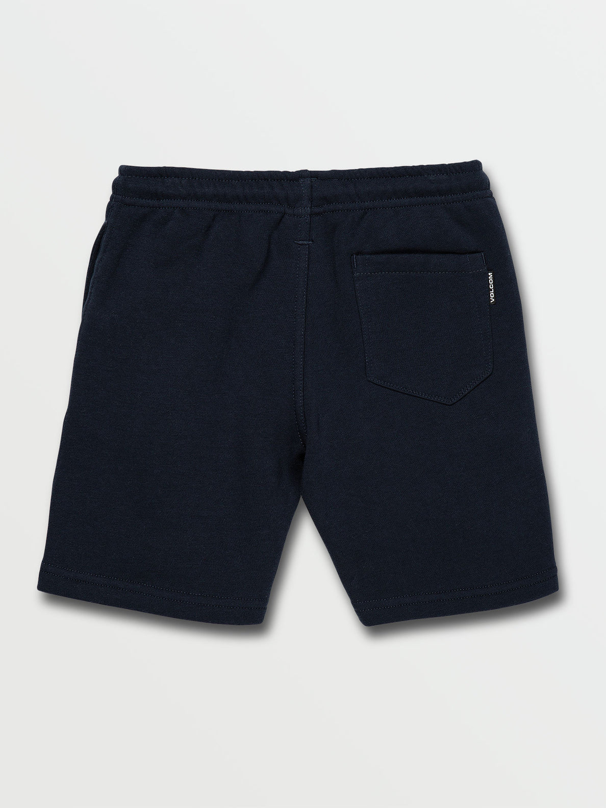 Little Boys Volometrical Fleece Short - Navy (Y1032000_NVY) [B]