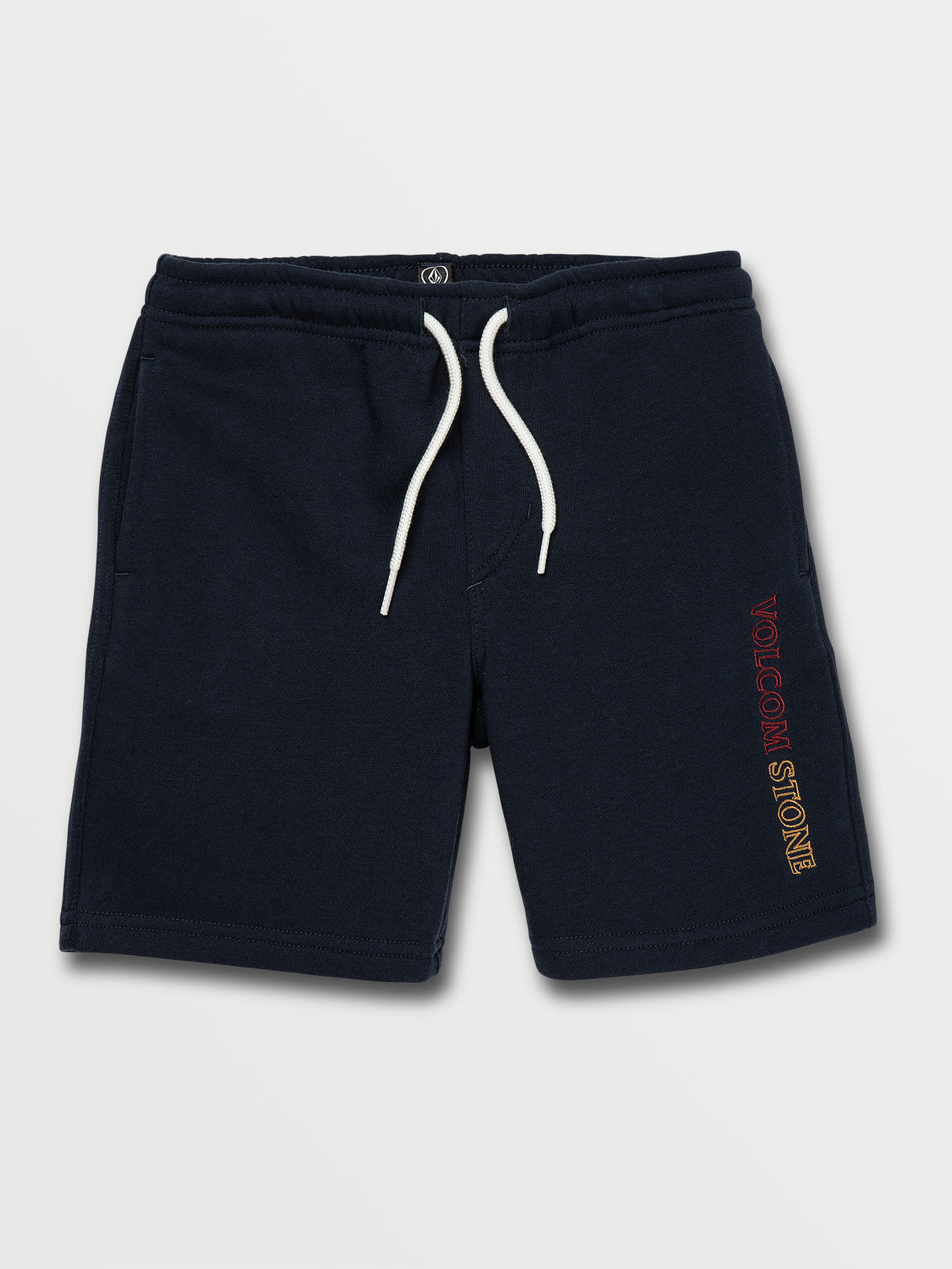 Little Boys Volometrical Fleece Short - Navy (Y1032000_NVY) [F]