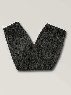 Little Boys Burbank Fleece Pants - Heather Black (Y1211930_HBK) [B]