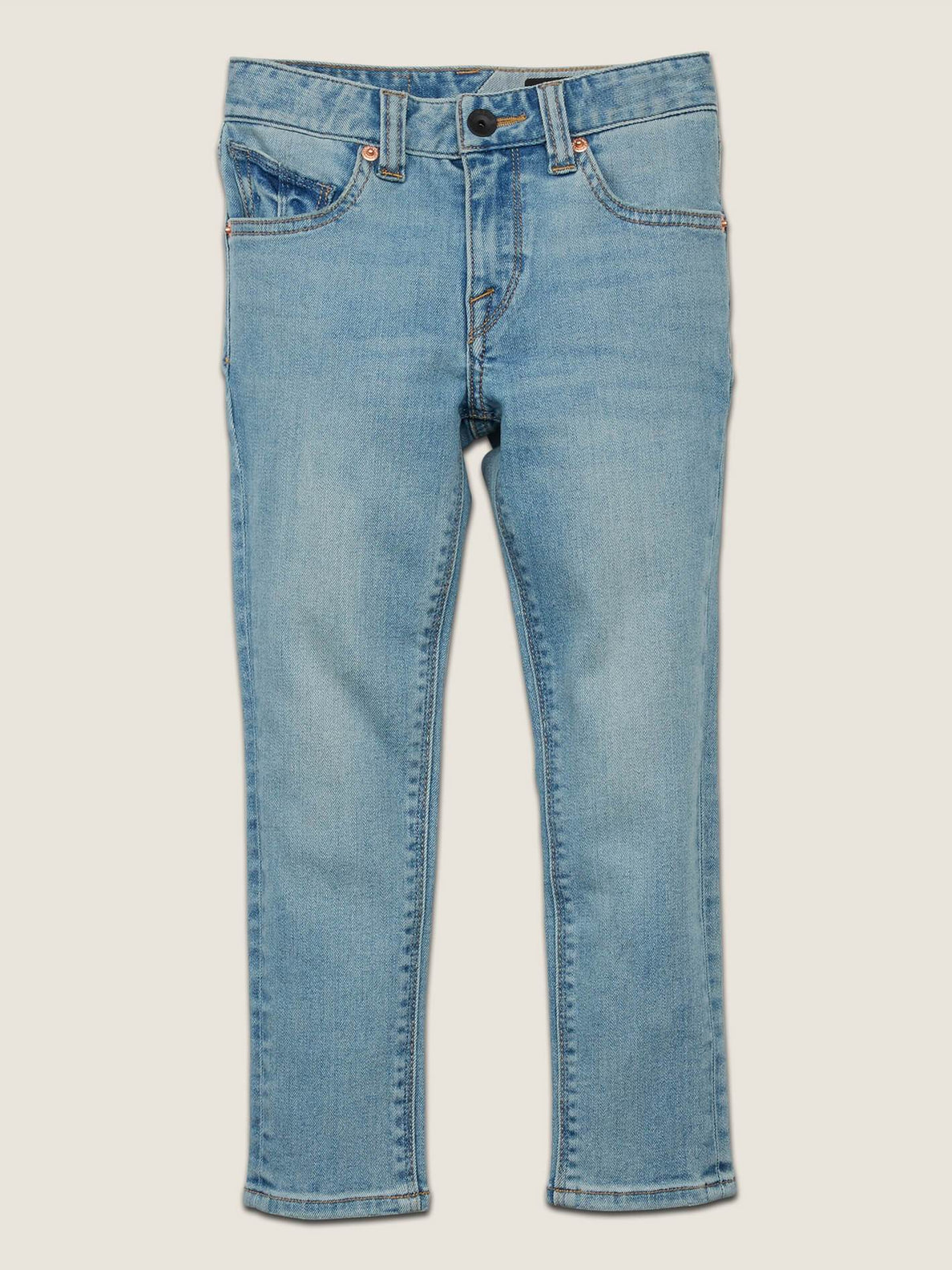 b8df4e6743ff Little Boys Solver Modern Tapered Jeans In Allover Stone Light