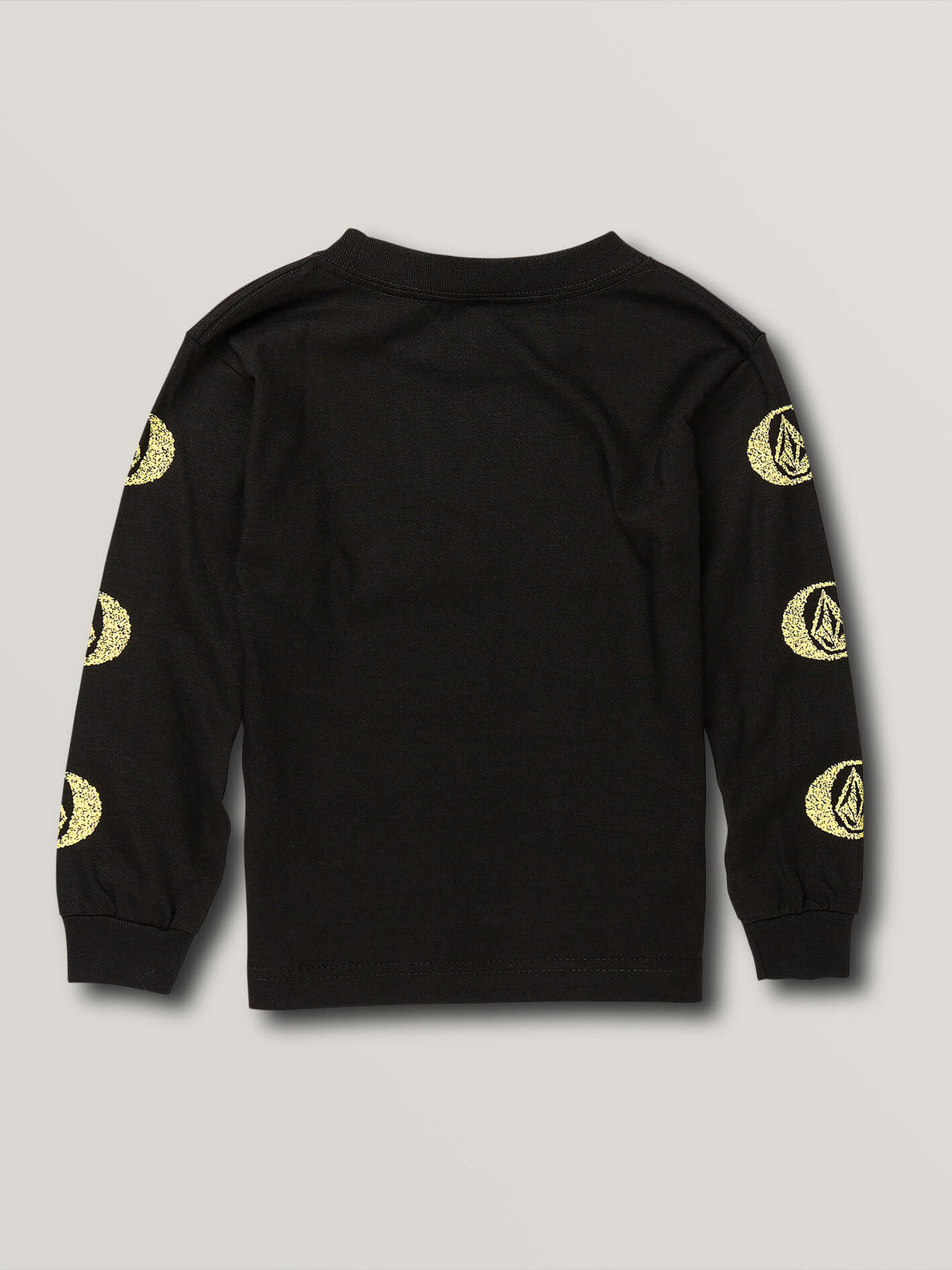 Little Boys Future Stones Long Sleeve Tee - Black (Y3641905_BLK) [B]