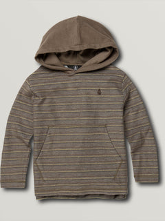 Little Boys Chiller Pullover - Brindle (Y4141906_BNL) [F]