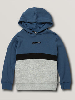 Little Boys Single Stone Division Pullover - Smokey Blue (Y4141907_SMB) [F]