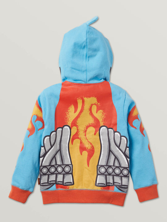 Little Boys Hot Wheels™ Sharkruiser Zip Hoodie