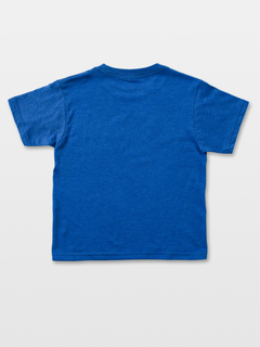 Little Boys Euro Styling Short Sleeve Tee - Royal