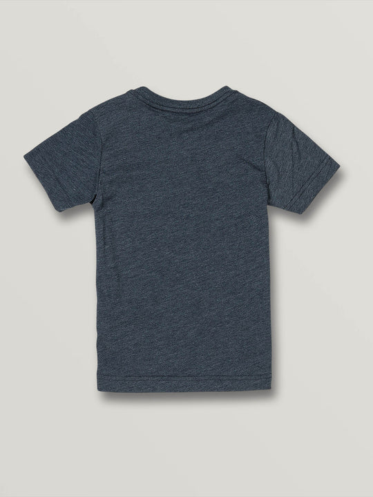 Little Boys Pin Stone Short Sleeve Tee - Navy (Y5711900_NVY) [B]