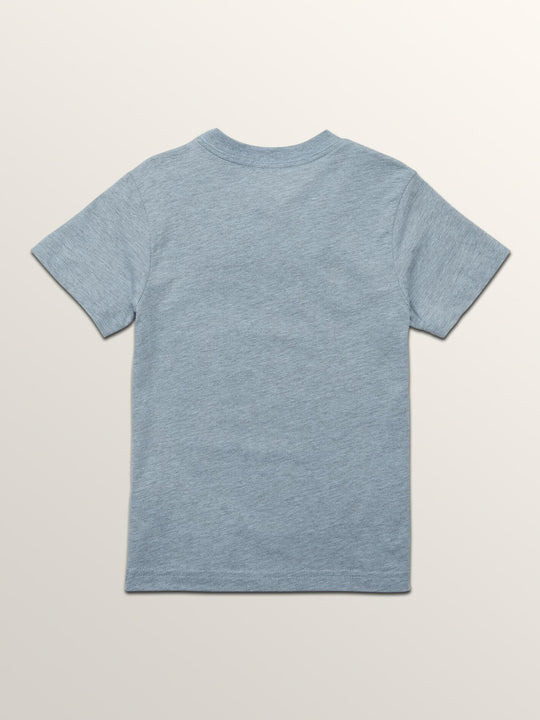 Little Boys Line Tone Short Sleeve Tee