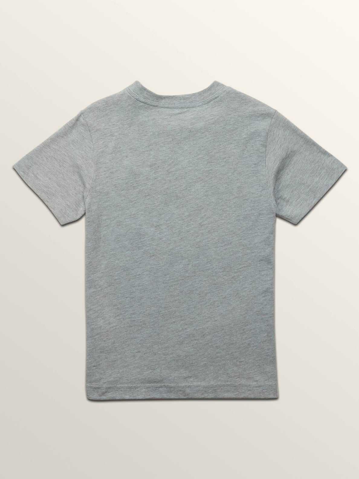 Little Boys Stence Short Sleeve Tee In Arctic Blue, Back View