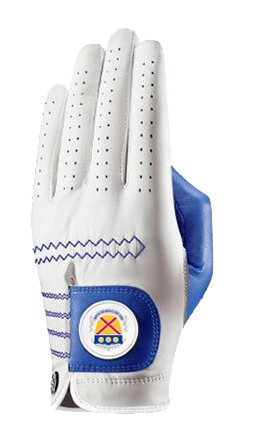 Bel-Air Country Club Custom Logo Golf Gloves