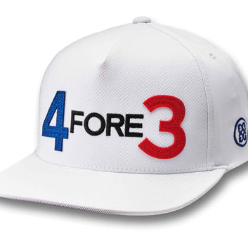 4FORE3 SNAPBACK