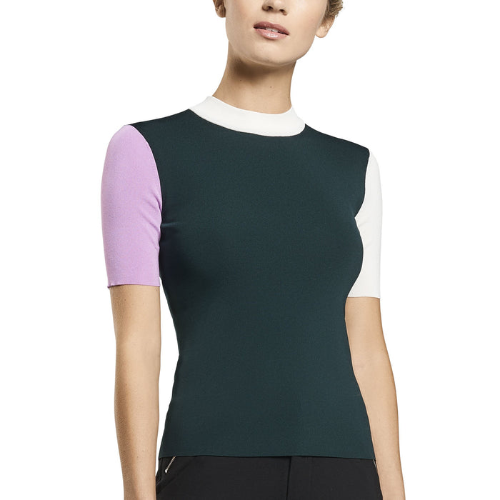 Colour Block Mock G Fore
