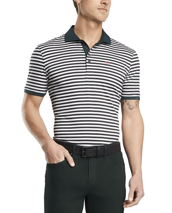 G4 STRIPE POLO