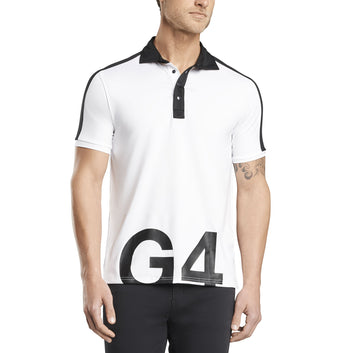 G4 COLOUR BLOCK POLO