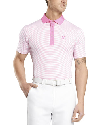 NARROW STRIPE POLO