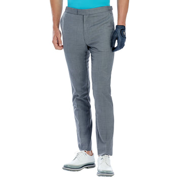 TECHNICAL WOOL TROUSER