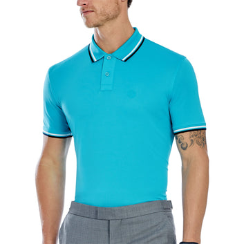 TIPPED POLO