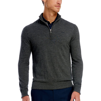 G4 1/4 ZIP SWEATER