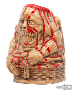 Basket Case Ceramic Mug - Blood Variant