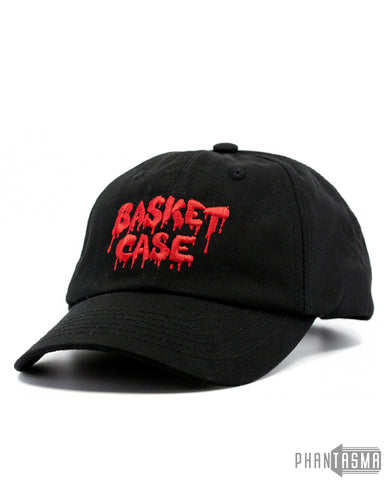 Basket Case Logo Strapback Hat