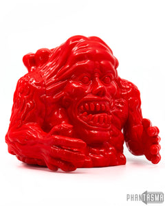 Basket Case Belial 6 inch Vinyl Figure -Blank Red