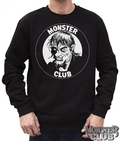 Monster Club Logo Sweatshirt