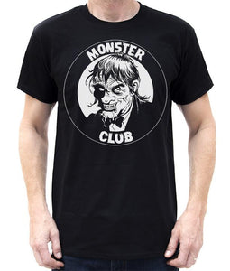 Monster Club Logo T-Shirt