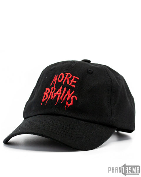 The Return of the Living Dead More Brains Strapback Hat