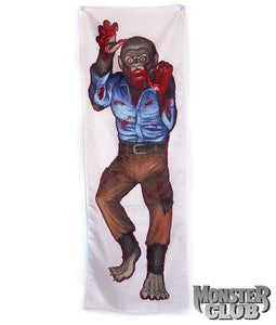 Wolfman Wall Hanging
