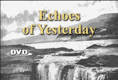 Echoes of Yesterday DVD