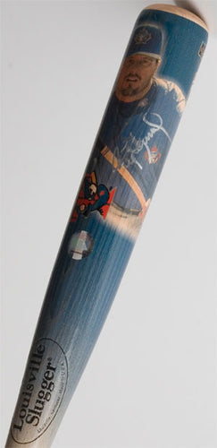 Toronto Blue Jays Photo Bat