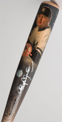 New York Yankees Photo Bat